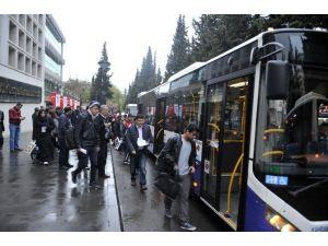 Büyükşehir'den Öğrencilere Çanakkale Hediyesi