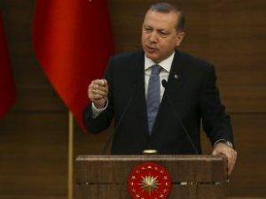 Erdoğan: 8 Ayda Öldürülen ve Yakalanan Terörist Sayısı 5 Bin 359