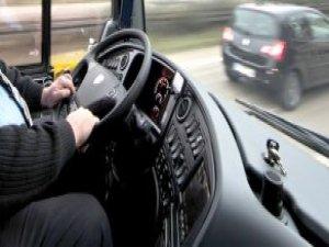Bursa'da Belediye Otobüsü Şoförlerinin Tehlikeli Yolculuğu
