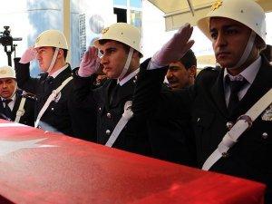 Şehit özel harekat polisi Nazilli son yolculuğuna uğurlandı