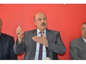 MHP Karesi İlçe Başkanlığına Mahir İnce Atandı