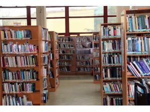 Samsun'da Kütüphanelerden 95 Bin 55 Kişi Faydalandı