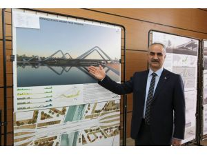 Sami Aydın: Köprü, şehrin simgesi olacak