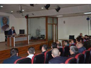 Of Belediye Başkanı Sarıalioğlu, Berberler İle Bir Raya Geldi