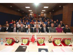 PAÜ Yüzme Kulübü Yedeks'le isim hakkı sponsorluğu imzaladı