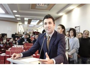 Makedonya'da Ki İlk Türk Öğrenciler Mezun Oldu
