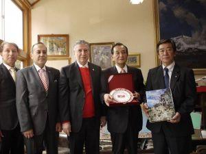 Bekaroğlu, Türk-japon Dostluğuna Katkı Sağladı