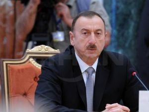 Cumhurbaşkanı Aliyev'den Pakistan'a taziye
