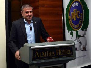 """Hamzaoğlu: """"Ertuğrul Hocaya Üzülmüştüm"""""""