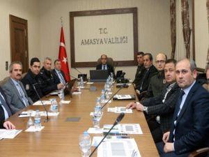 Amasya'daki Maça Konuk Takım Taraftarları Alınmayacak
