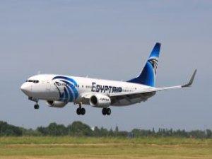 Mısır Havayolları'na Ait Yolcu Uçağı Kaçırıldı
