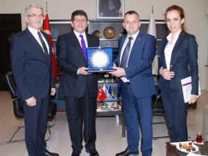 Bosna Hersek Kayseri ile ilişkileri geliştirmek istiyor