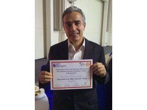 Prof. Dr. Bozcuk'a Üç Ödül
