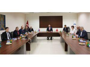Konya'da Unikop Bölgesi Dekanlar Toplantısı Yapıldı