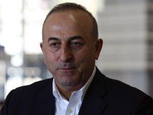 Çavuşoğlu: YPG'nin PKK'dan hiçbir farkının olmadığını söyledik