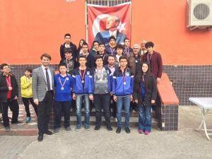 Yunusemre'nin Satranç Sporcularından Büyük Başarı