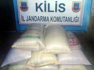 Buğday Hırsızı Tutuklandı