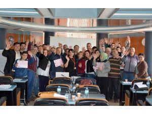 Ayto Ve İzgören Akademi İşbirliğinde Ayto Üyelerine Eğitim