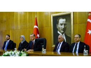 """Cumhurbaşkanı Erdoğan: """"Türkiye Olarak Tahammülümüz Kalmadı"""""""