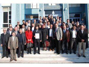 AK Parti Aydın İl Yönetim Kurulu'nun istifası istendi