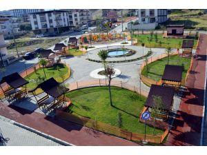 Turgutlu'da 3 bin 500 metrekarelik parkın açılışı 1 Nisan'da