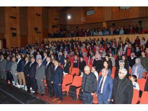 Aksaray'da Kütüphane Haftası Kutlama Etkinlikleri Başladı