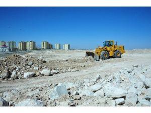 Karaman'da 3 Bin Kişilik Spor Salonunun Yapımı Başladı