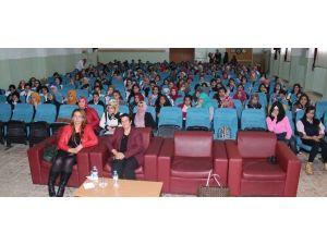 Öğrencilere 'Kariyer Günleri' Semineri Verildi