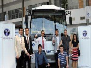 Temsa ve ASELSAN'dan Yerli Elektrikli Otobüs