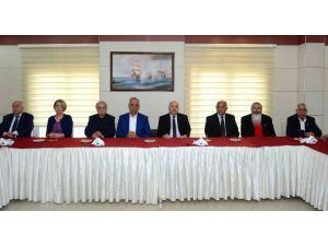 Destekleme Vakfı Mali Ve Çalışma Planlarını Görüşme Genel Kurulu Yapıldı