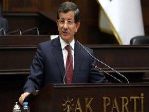 Ahmet Davutoğlu: Terör Bitiyor, Kaosa Asla İzin Vermeyeceğiz
