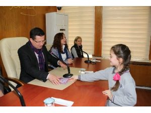 Öğrencilerden Başkan Subaşıoğlu'na Mektup