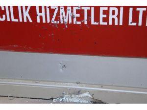 CHP'li Didim Meclis Üyesi Sinan Ceyhan'ın İşyeri Kurşunladı