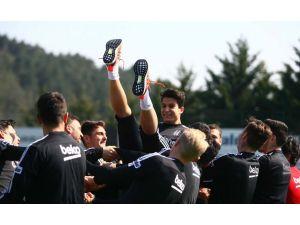 Beşiktaş, Kasımpaşa maçı hazırlıklarını sürdürdü