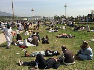 "Pakistan'da başkenti kilitleyen ""idam protestosu"" üçüncü gününde"