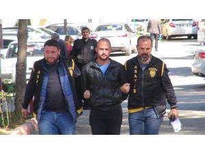 Suriyeli gaspçı gözaltına alındı