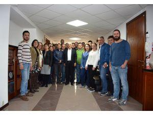 Denizli Sanayi Odası'ndan girişimcilere eğitim desteği