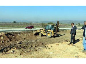 Muradiye kampüs yolundaki yol çalışması 5 milyona malolacak