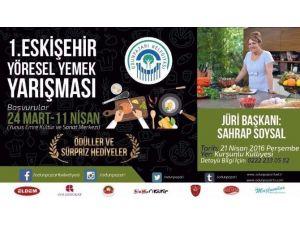 Odunpazarı Belediyesi Yöresel Yemek Yarışması Düzenliyor