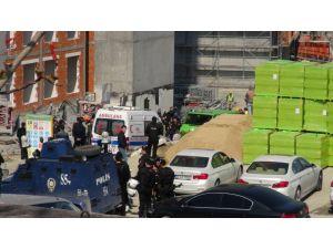 Esenyurt'ta iş kazası: 1 ölü