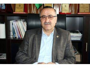 Nevşehir'de Kayısı Ve Badem Ağaçlarını Don Vurdu