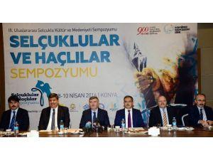 Konya'da Selçuklular Ve Haçlılar Sempozyumu Yapılacak