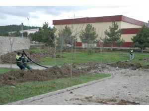 Çorum Belediyesi'nden Su Tasarrufu Sağlayacak Uygulama