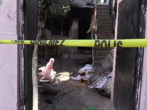 İzmir'de çıkan yangında 4 yaşındaki çocuk hayatını kaybetti