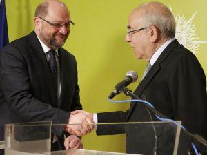 Schulz: Türkiye olmadan mülteci konusunda çözüme ulaşılamaz