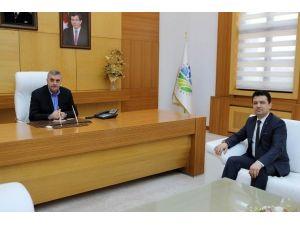 Başkan Toçoğlu Ziraat Katılım'ı Destekledi