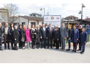 Bartın'da Turizm Destek Ofisi Faaliyetlerine Başladı
