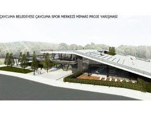 Çaycuma Spor Merkezi Mimari Proje Yarışmasının Birincisi Belli Oldu