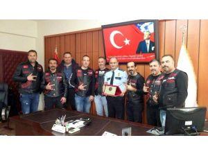 Taşcı, Türk Chopper'i Ağırladı