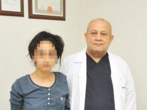 Genç Kızın Karaciğerinden 600 Gram Kist Çıktı